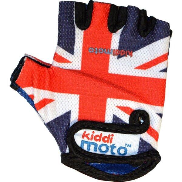 Kiddimoto glv008s Handschuhe Union Jack Größe S