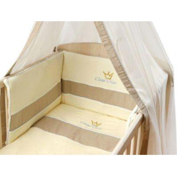 Be Bes Collection 741-20 Nestchen für Kinderbett, Kleiner Prinz, Nicki