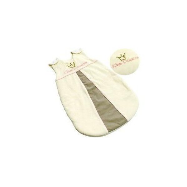 Be Bes Collection 611-10 Nicki-Schlafsack Kleiner Prinzessin 70 cm