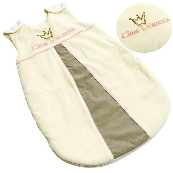 Be Bes Collection 631-10 Nicki-Schlafsack Kleine Prinzessin 110 cm