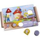 Haba 301669 Holzpuzzle Bauen & Fahren
