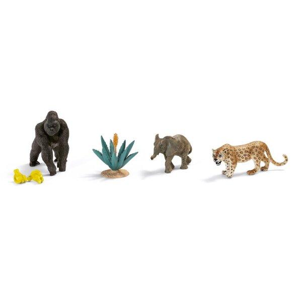 Schleich 41403 - Dschungel Set