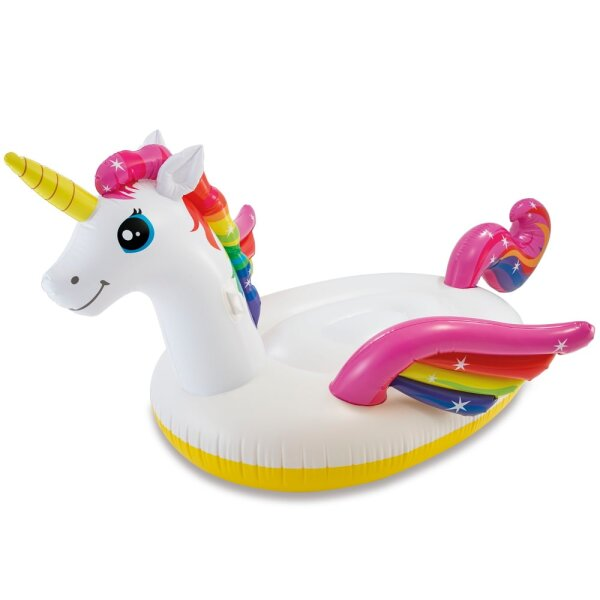 Intex Badeinsel Einhorn Mega Unicorn Island