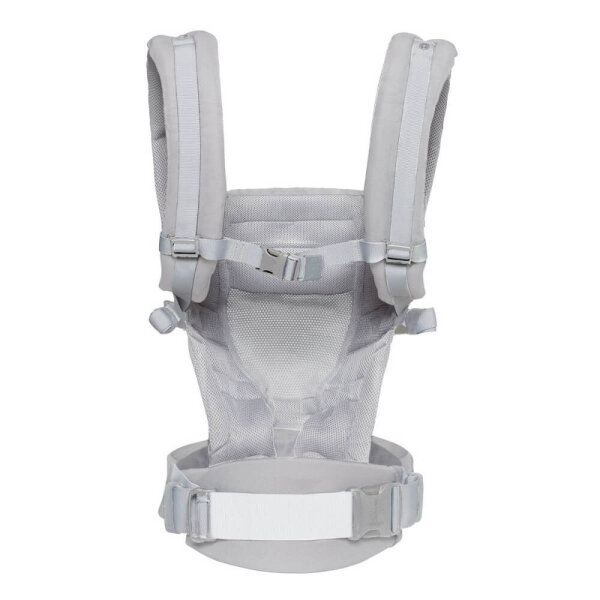 Ergobaby Babytrage Performance Adapt - Cool Air MeshPearl Grey