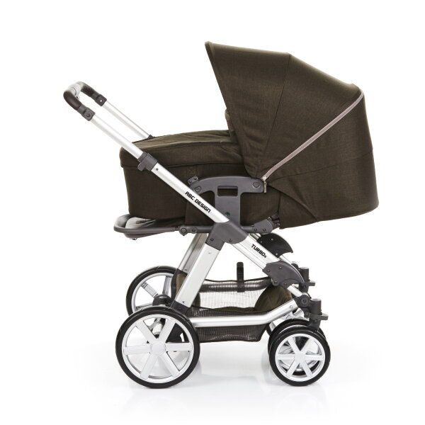 ABC Design Turbo 6 Kinderwagen, Kollektion 2018 leaf