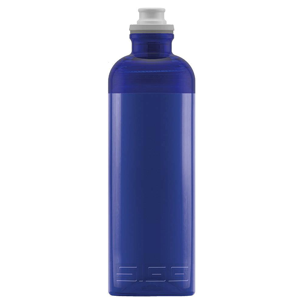 Sigg Sexy Tritan Sportflasche 0,6L blau