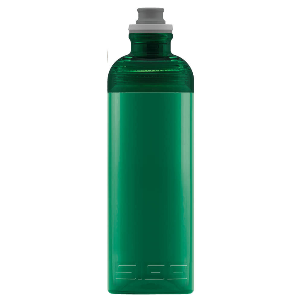 Sigg Sexy Tritan Sportflasche 0,6L grün