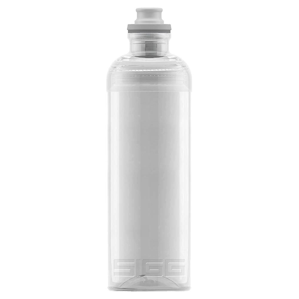 Sigg Sexy Tritan Sportflasche 0,6L transparent