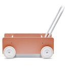 Kids Concept Lauflernwagen apricot